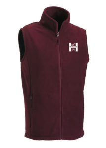 Russell Mens Outdoor Fleece Gilet